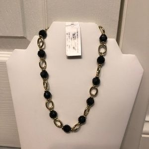 Lonna & Lilly Black Gold Chain link necklace